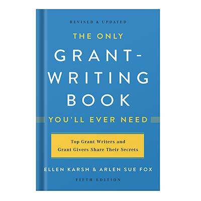 دانلود کتاب The Only Grant-Writing Book Youll  Ever Need by Ellen Karsh