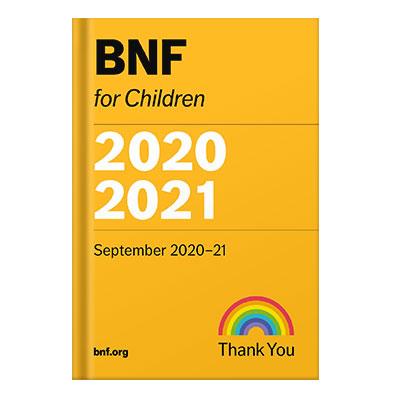 دانلود کتاب BNF for Children 2020-2021 (British National Formulary for Children) by Paediatric Formulary Committee