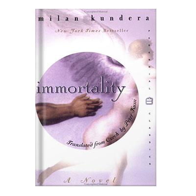 دانلود کتاب Immortality by Milan Kundera